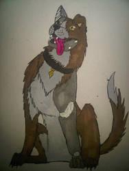 Cyborg Doggy
