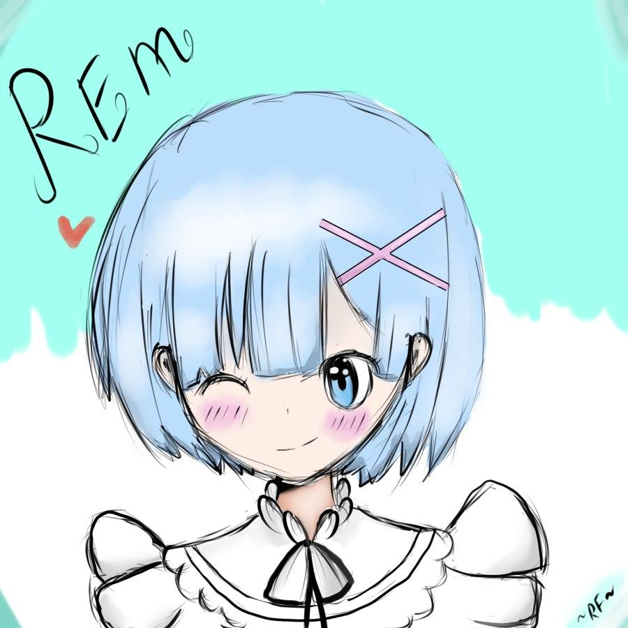 Rem by RuddyFeeD