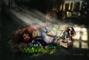Peeta's talent by arianaglori