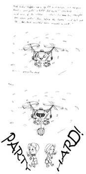 HanyoutaiKyoushu's Propeller Zoid