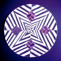 Zebra Wheel by LaStrega