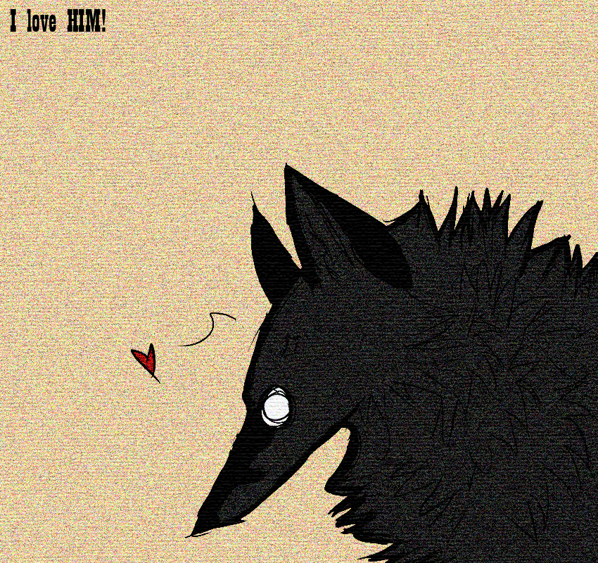 Fox love-I love him! by NocteBruti