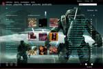 Halo 3 Zune Software Theme