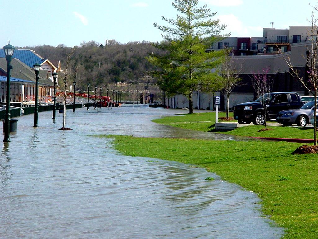 Flood Insurance, Anybody?