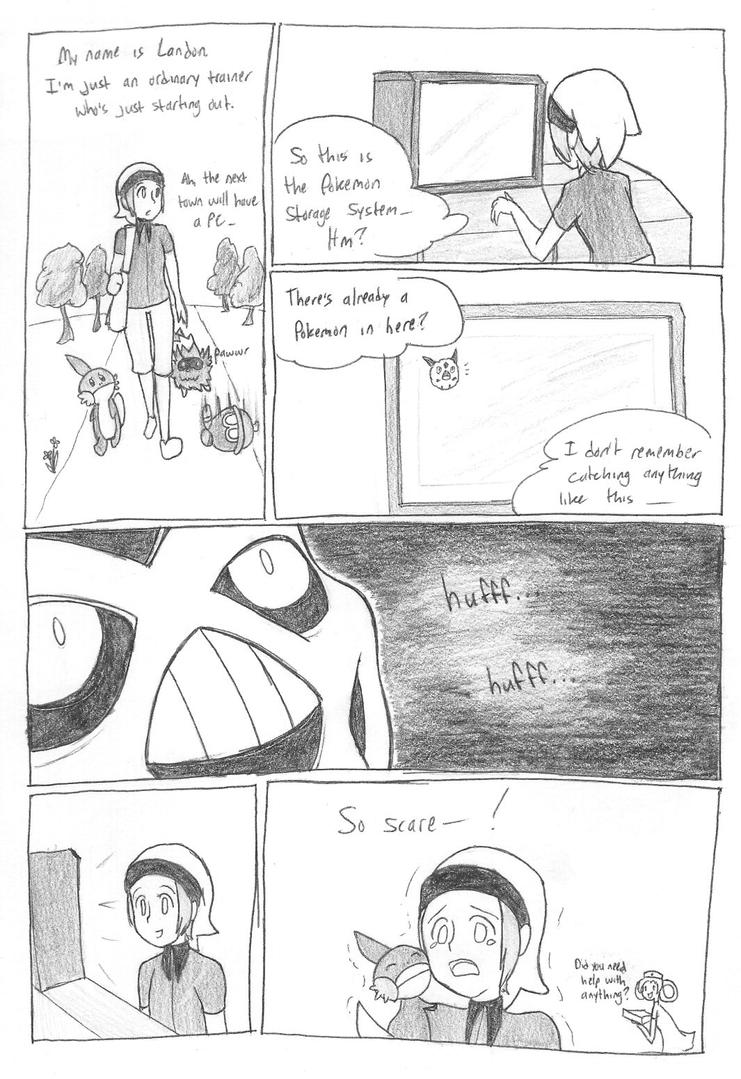 mystery gift 1 by MrGlassesMan