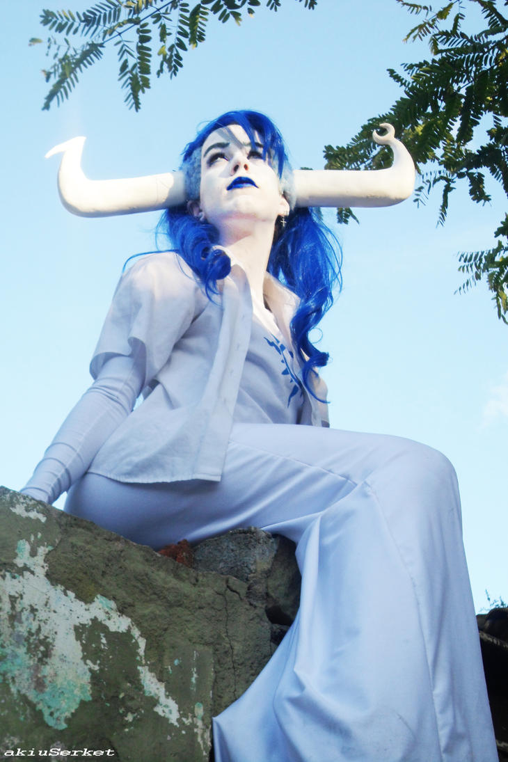 8OUND TO, sUFFER . Tavrisprite Cosplay / Homestuck by akiuSerket