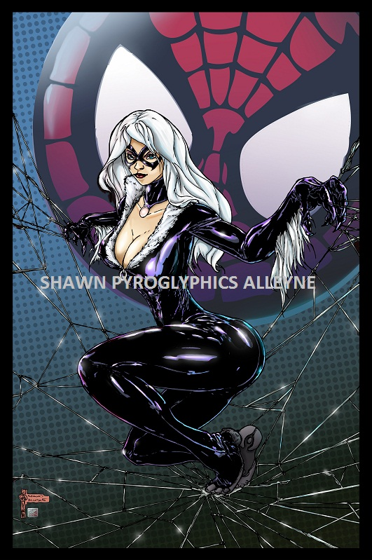 Black Cat by pyroglyphics1