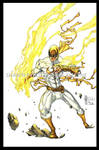 Iron Fist: White Variant