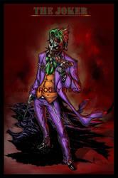 The Joker Colors