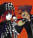 Halloween by charliethemew012