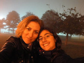 me and my doughter by ilhamt