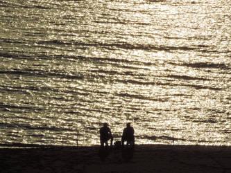 Cevlik beach by ilhamt