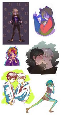 YuriOnIce_doodle_2