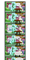 COMIC: Lyra's New Job (Part 2) by HatBulbProductions