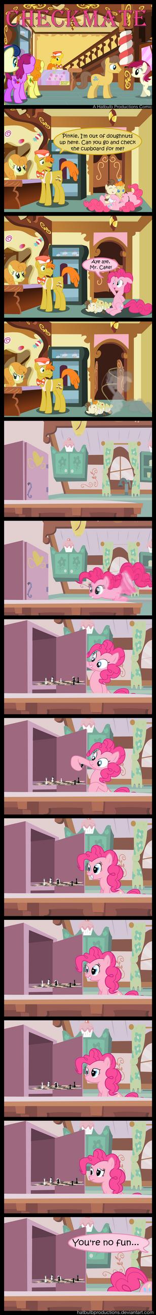 COMIC: Checkmate