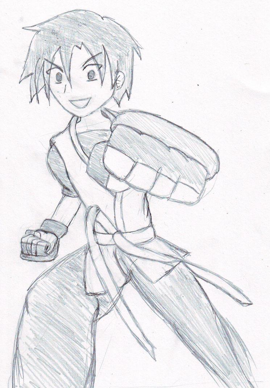 HAAA!!! by Ryu7