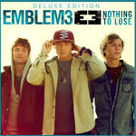 +CD Emblem3-Nothing To Lo Se (Deluxe Edition)