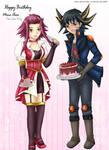 Aki and Yusi - birthday party