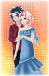 Romance sakura and sasuke