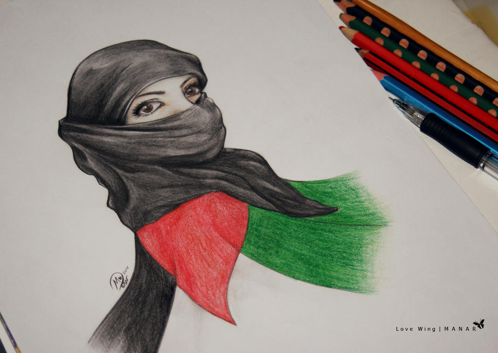 Palestinian girl 2