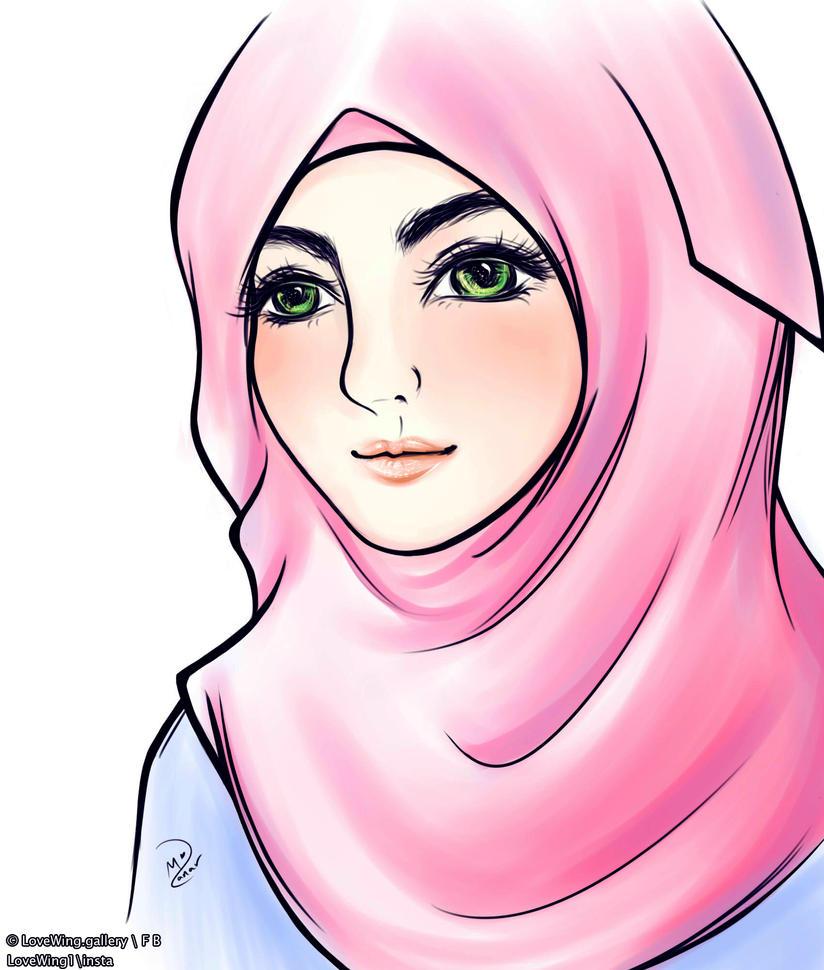 Image Result For Wallpaper Manga Muslima