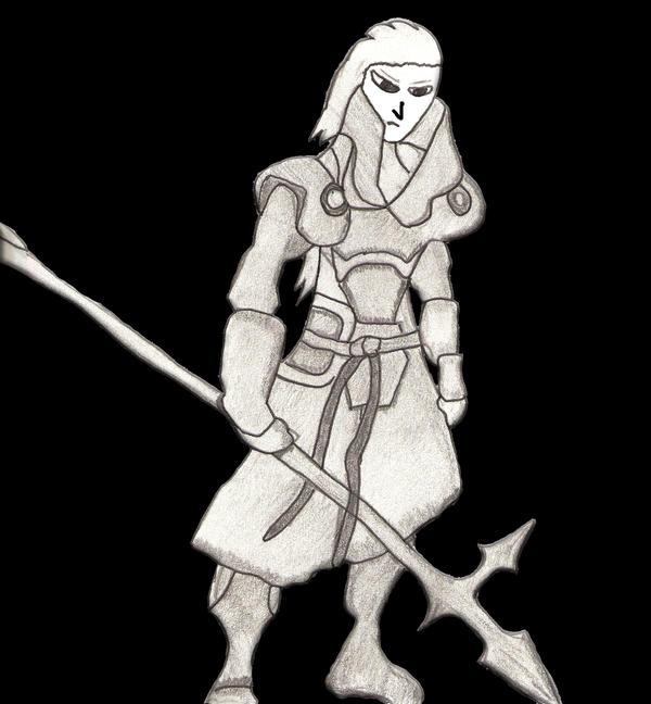 Warrior by creative-genius87