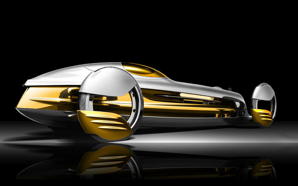 132402 Mercedes Benz Silverflow 1920 By Bleumart ...