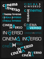 Logos: Cinema Inverso by mateuseven