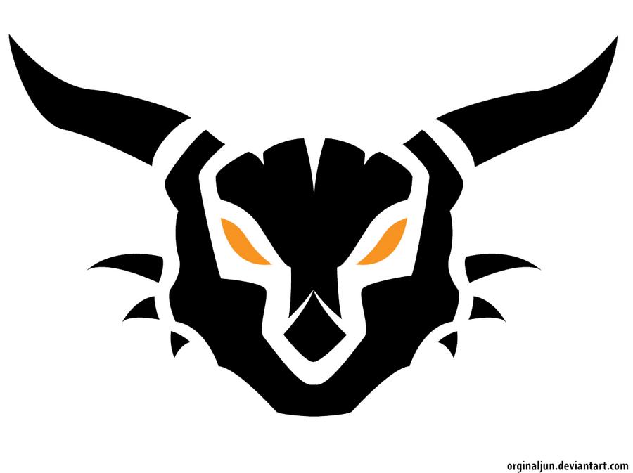 Dragon head Vector by orginaljun on DeviantArt
