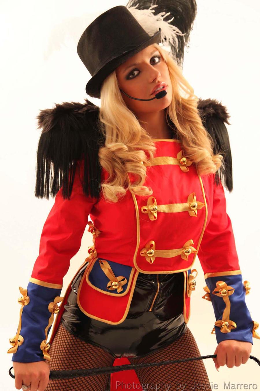 Circus Athena As Britney By Kairi G On Deviantart