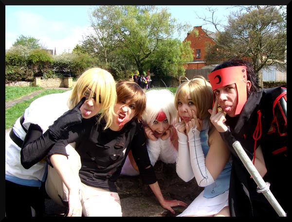 The Tsubasa Family by chimocho