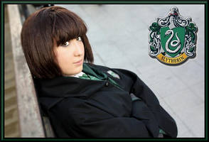 Slytherin and Proud by chimocho