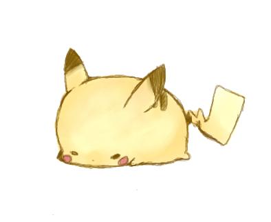 PNG de Pikachu by Melyssa222