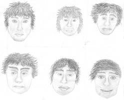 Head Designs by Bladeninja76
