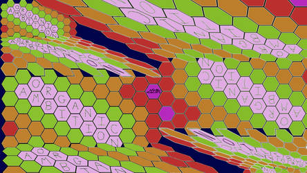 Hexagon World: Organic Ambition by Bladeninja76