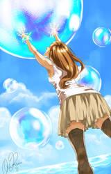 Bubbles by AlkeeDesign