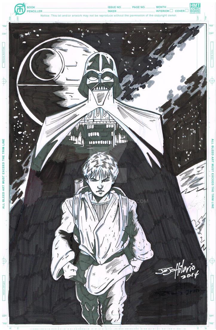 Star wars by vengaza