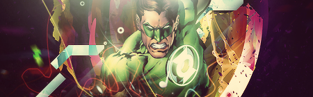 Green Lantern by VenGhost