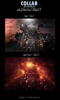 Bloodborne - Collab - VGhost and Paha13