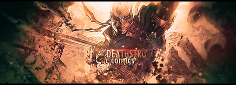 Deathstroke by VenGhost