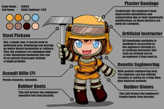 Chibi Engineer (intel)