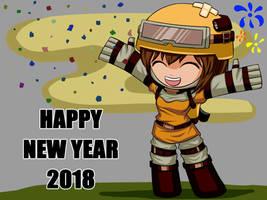 Chibi Engineer (Happy New Year 2018)
