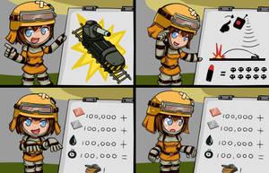 Chibi engineer's plan (/r63)