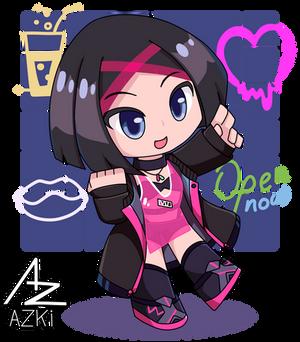 Chibi AZKi (Hololive 0th Generation)