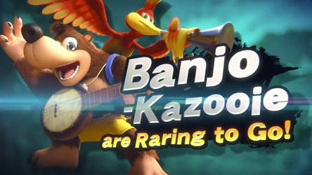 SSB Ultimate Banjo Kazooie are Raring to Go by OPandTSFan