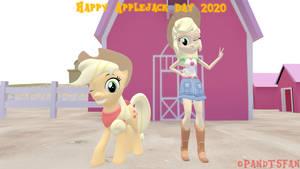 [SFM] Happy Applejack Day 2020