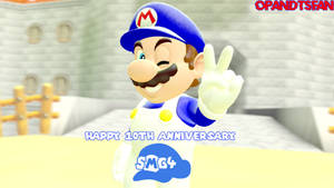 [SFM] SMG4 10th Anniversary