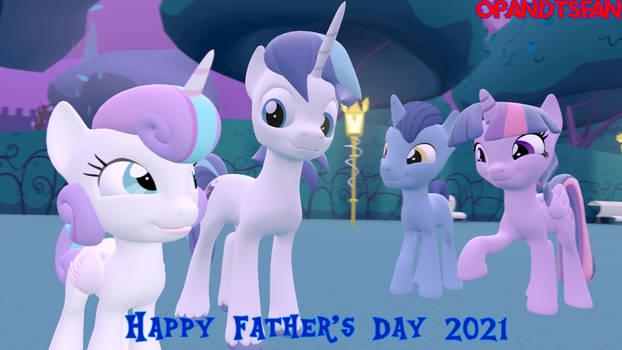 [SFM MLP] Happy Father's Day 2021