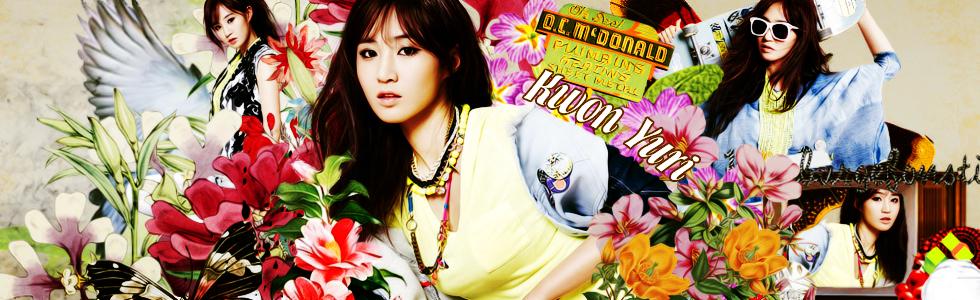 Kwon Yuri by sophie-ddh