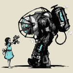 Bioshock Fan Art Ver.2